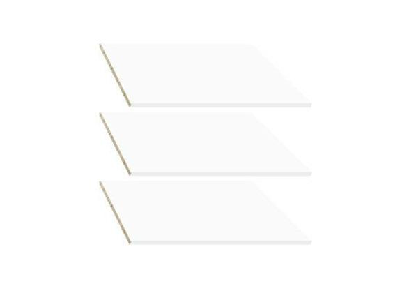 Широкие полки для шкафа 118,5 cm TF-240568