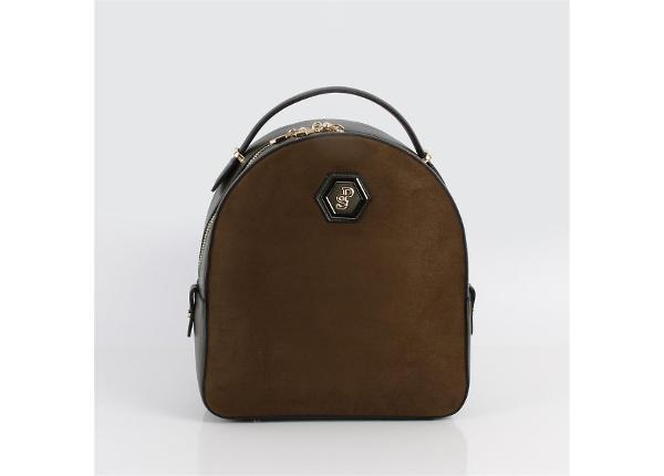 Женский рюкзак с логотипом SP - Silver & Polo