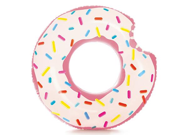 XXL Надувной круг для плавания Пончик