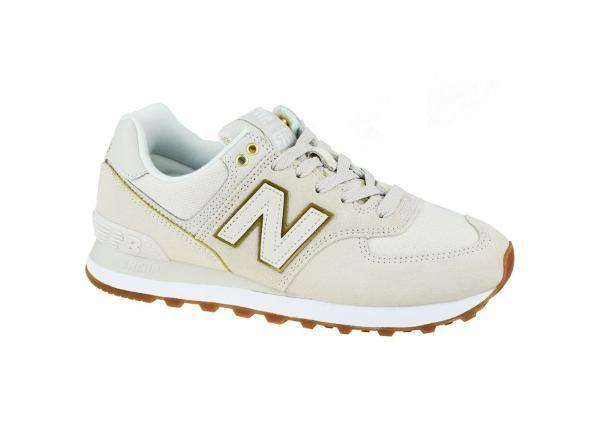 Naisten vapaa-ajan kengät New Balance W WL574SOA