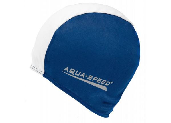 Täiskasvanute ujumismüts Aqua-Speed Polyester Cap