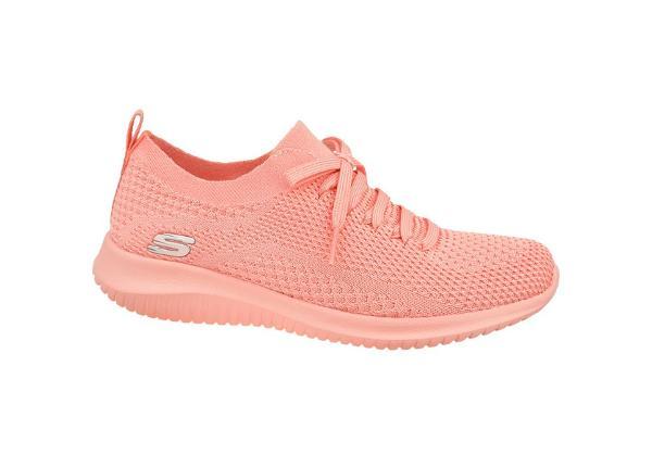 Naisten vapaa-ajan kengät Skechers Ultra Flex Pastel Party W 13098-CRL
