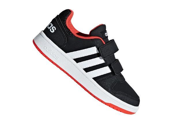 Laste vabaajajalatsid adidas Hoops 2.0 Mfc C Jr B75960