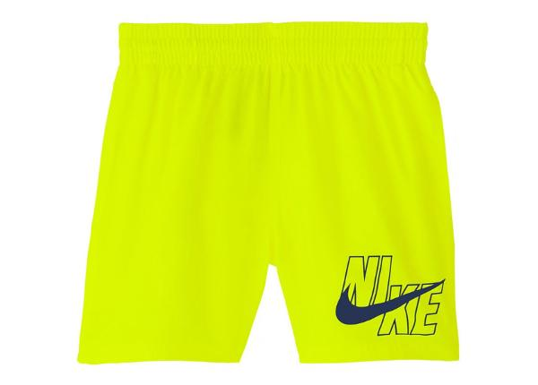 Lasten uimahousut Nike Logo Solid Lap JR NESSA771 731