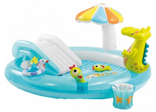 Lasten uima-allas/ leikkikeskus Alligaattori SG-241418