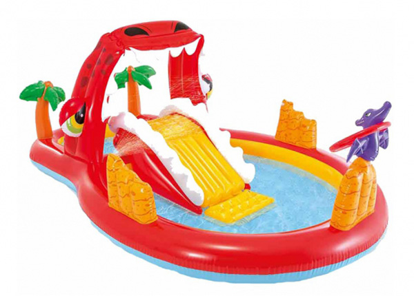 Lasten uima-allas/ leikkikeskus Happy Dino SG-241423