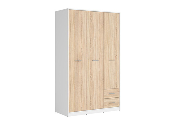 Шкаф платяной 118,5 cm TF-241655