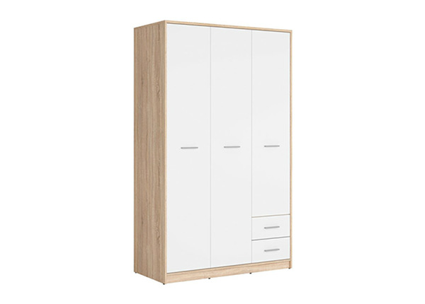Шкаф платяной 118,5 cm TF-241658