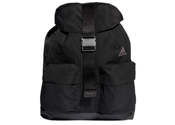 Naisten selkäreppu adidas W FLA ID BP FK0514
