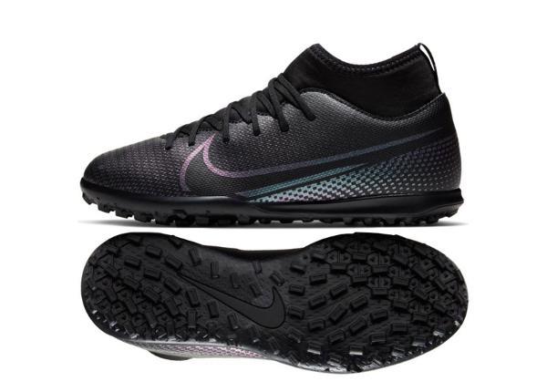 Детские футбольные кроссовки Nike Mercurial Superfly 7 Club TF Jr AT8156-010
