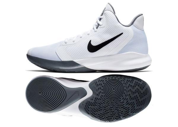 Miesten koripallokengät Nike Precision III M AQ7495-100