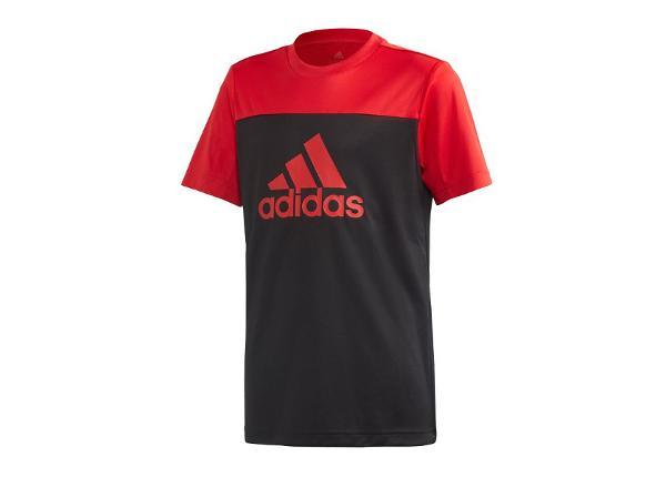 Детская спортивная футболка adidas Equipment Jr FQ7747