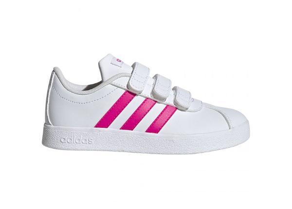 Детская повседневная обувь Adidas VL Court 2.0 CMF C JR EG3880