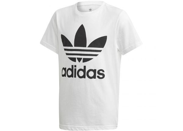 Детская повседневная футболка Adidas Trefoil Tee JR DV2904