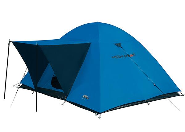 Teltta Texel 3, sininen& harmaa High Peak