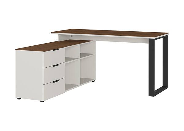 Угловой рабочий стол Ancona 145x145 cm