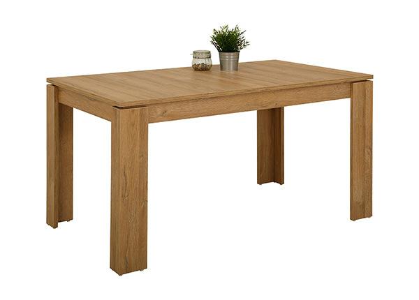 Jatkettava ruokapöytä Amanda I 80x140-180 cm