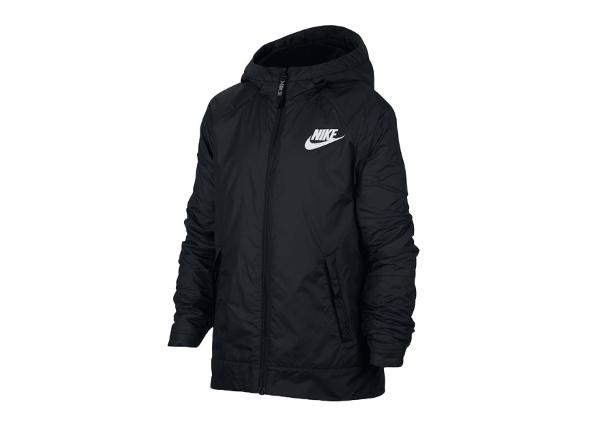 Laste kilejope Nike Nsw Fleece Ind Jacket Jr 939556-010