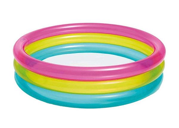 Bassein lastele Rainbow Ø 86 cm