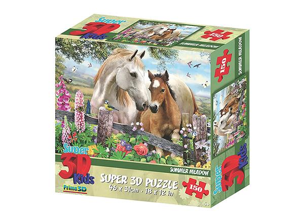Palapeli 3D Hevoset 150 osaa