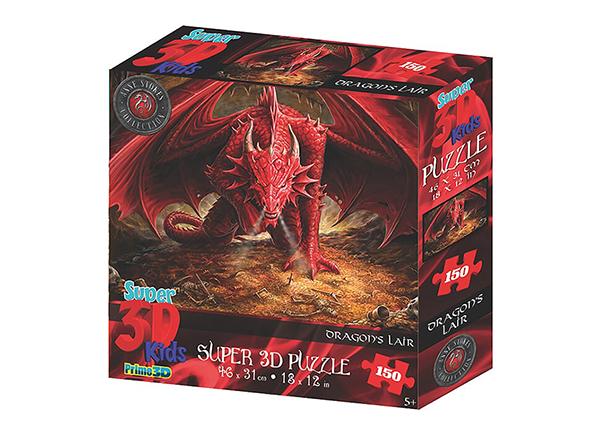 Palapeli 3D lohikäärme 150 osaa
