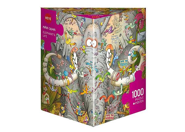 Palapeli Elephant`s life Degano 1000 osaa