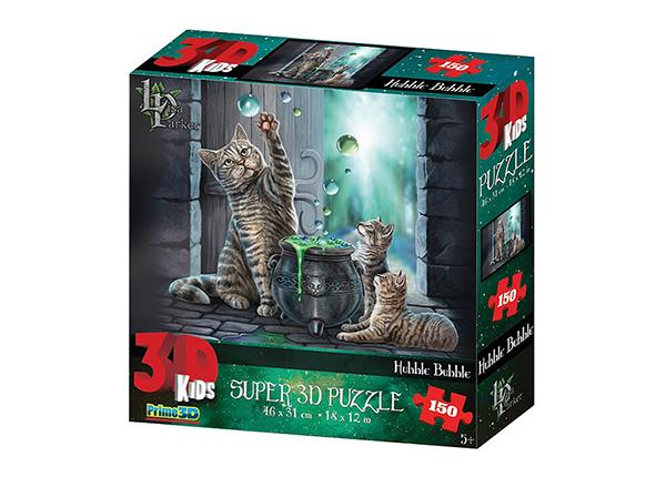 Palapeli 3D Kissat 150 osaa