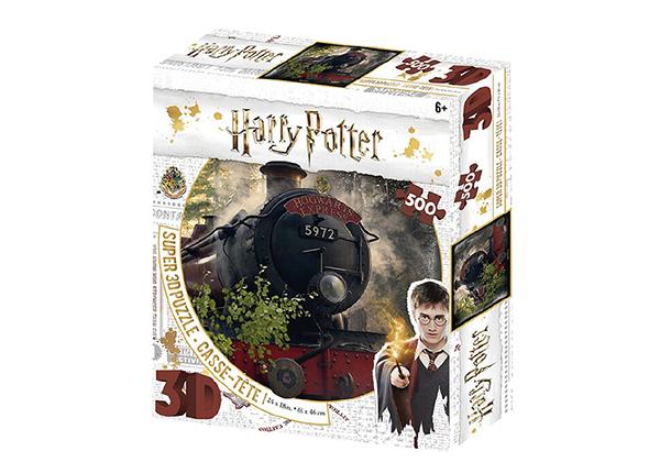 Palapeli 3D Hogwarts express 500 osaa