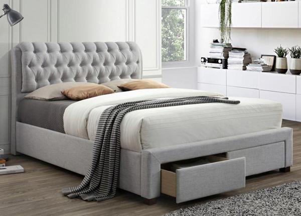Sänky vuodevaatelaatikolla 160x200 cm RA-248171