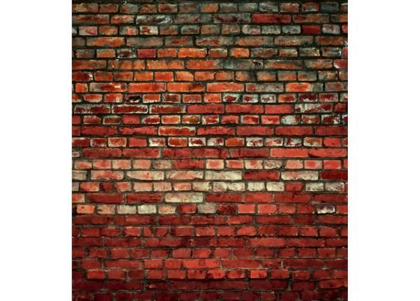 Fleece-kuvatapetti Brick wall