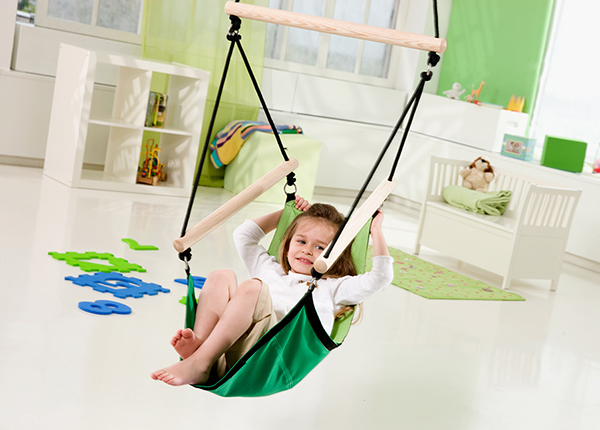 Laste ripptool Kid's Swinger Green LI-248986