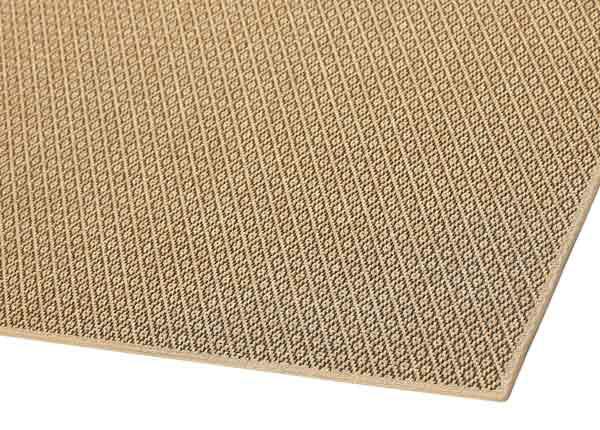 Narma sileäpintainen matto Bello, beige 80x200 cm