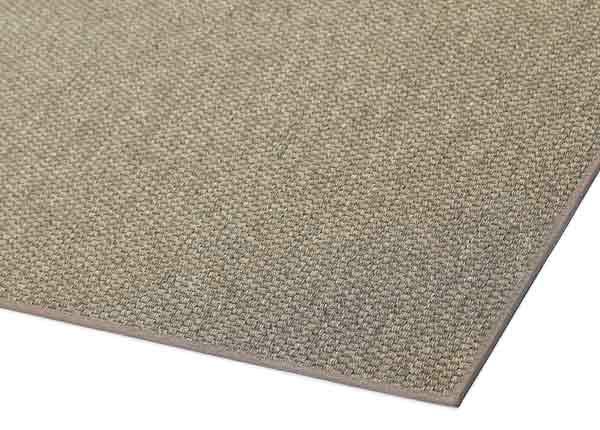 Narma sileäpintainen matto Bono, ruskea 60x80 cm