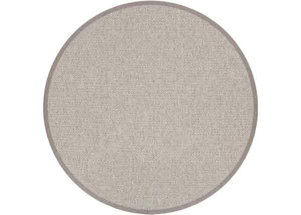 Narma villamatto Savanna beige pyöreä Ø 160 cm NA-249579