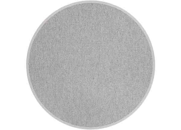 Narma villane vaip Savanna grey ümar Ø 160 cm NA-249580