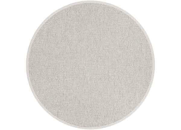Narma villamatto Savanna white pyöreä Ø 160 cm NA-249583