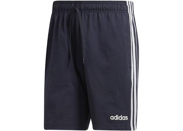 Miesten treenishortsit adidas Essentials 3 Stripes Short SJ M DU0492