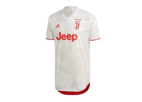 Miesten jalkapallopaita adidas Juventus Away Authentic 19/20 M DW5462