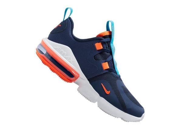 Laste vabaajajalatsid Nike Air Max Infinity Jr BQ5309-400