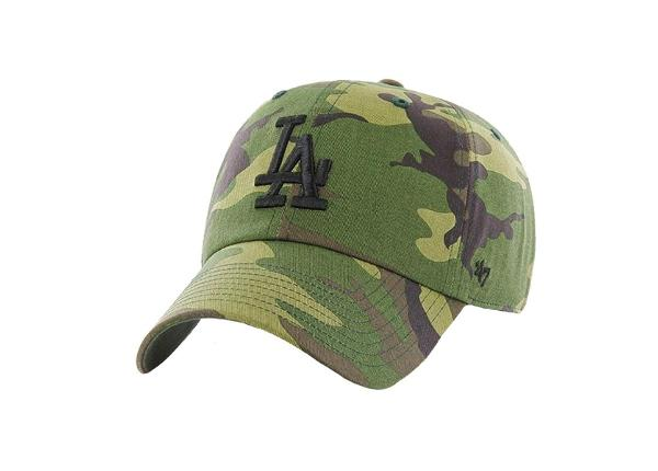Lippalakki 47 Brand MLB Los Angeles Dodgers Camo Cap