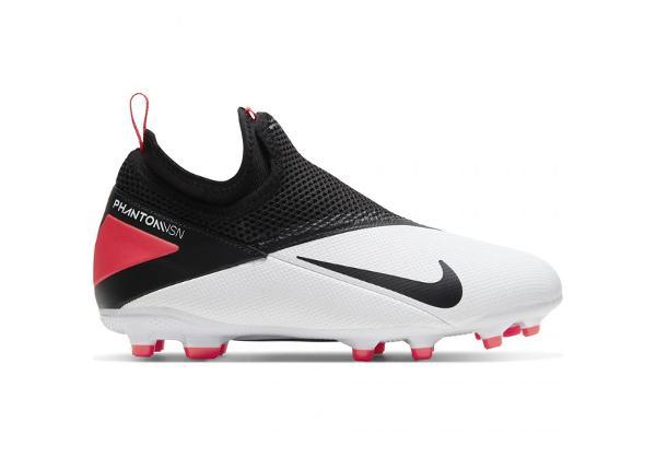 Laste jalgpallijalatsid Nike Phantom VSN 2 Academy DF FG/MG JR CD4059-106