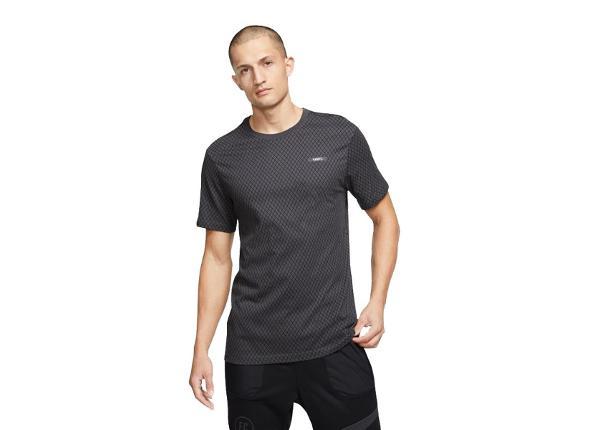 Miesten jalkapallopaita Nike F.C. Dry Tee Small Block M CD0169-060
