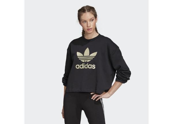 Naiste dressipluus adidas Originals Premium Crew Sweatshirt W FM2623