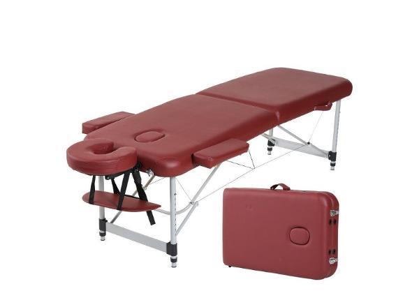 Massažilaud Spartan Massage Bett Alumiinium