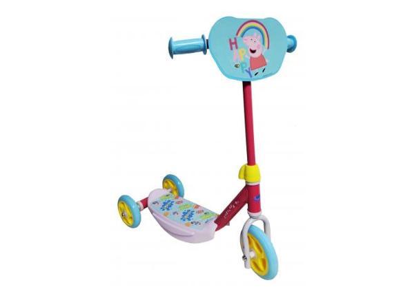 Lasten kolmipyöräinen potkulauta Peppa Pig