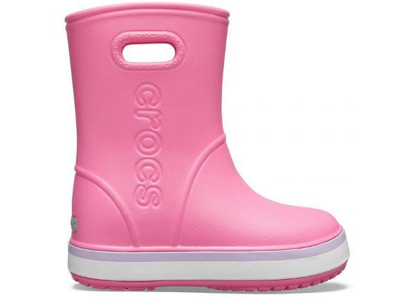 Laste kummikud Crocs Crocband Rain Boot Jr 205827 6QM