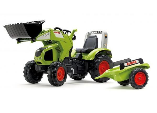 Lasten traktori Claas Axos 330
