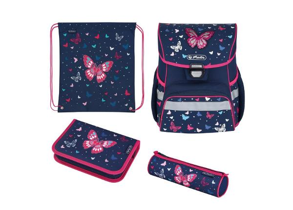 Koolikott-ranits Loop Plus Butterfly BB-251684