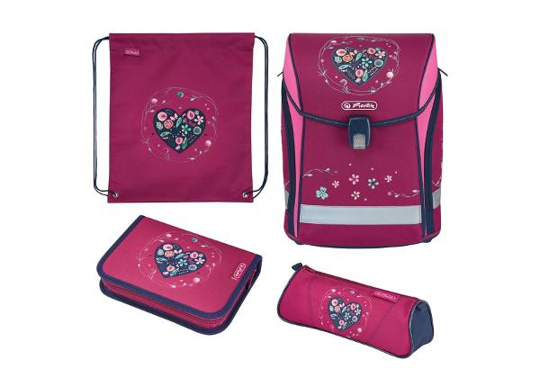 Koolikott-ranits Midi Plus Heart BB-251696