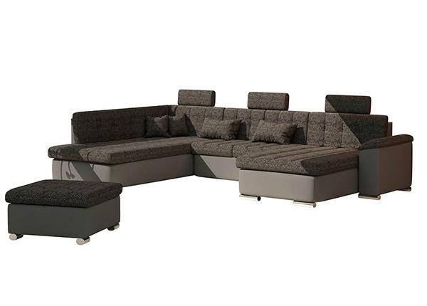 Угловой диван-кровать Presto Bis + пуф